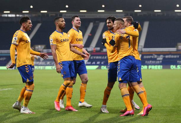 GBR: West Bromwich Albion v Everton - Premier League