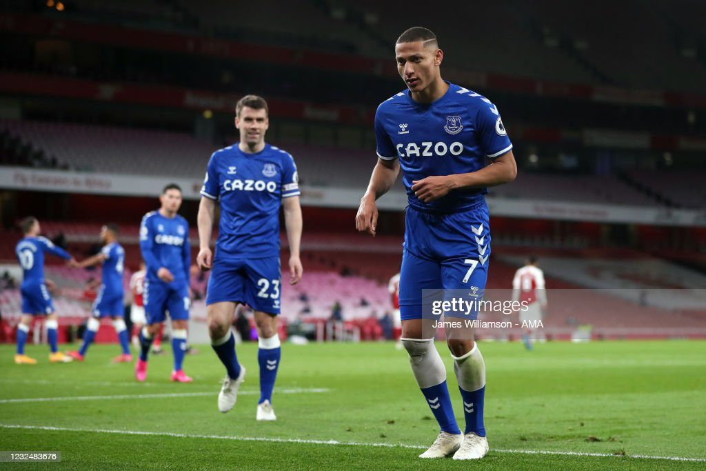 Arsenal v Everton - Premier League : News Photo