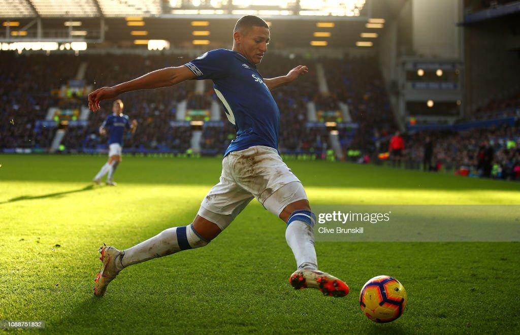 Everton FC v Leicester City - Premier League : News Photo
