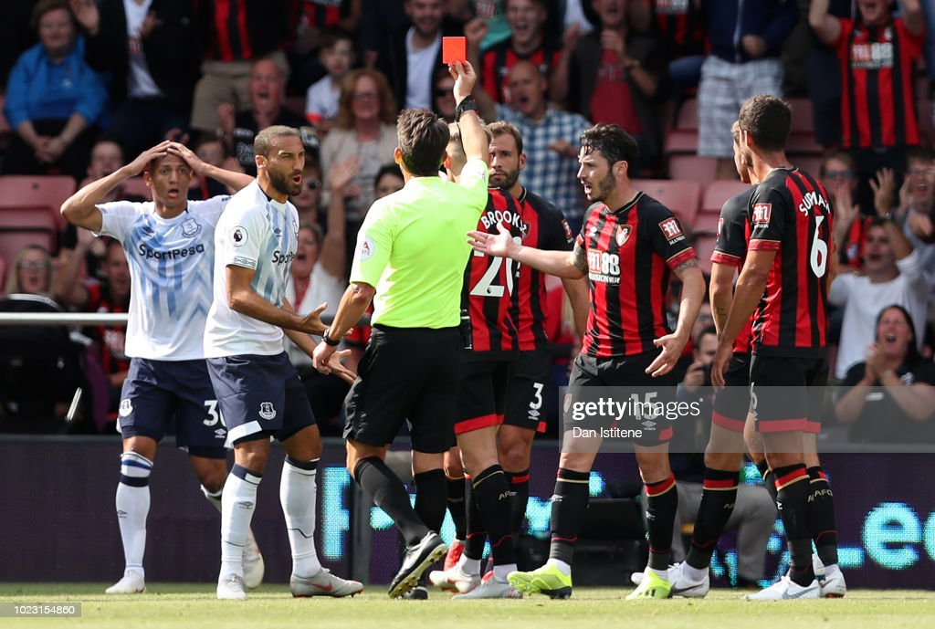 AFC Bournemouth v Everton FC - Premier League : News Photo
