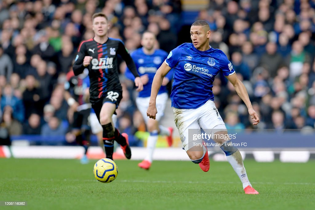 Everton FC v Cystal Palace - Premier League : News Photo