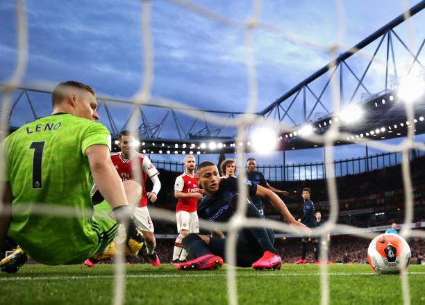 GBR: Arsenal FC v Everton FC - Premier League