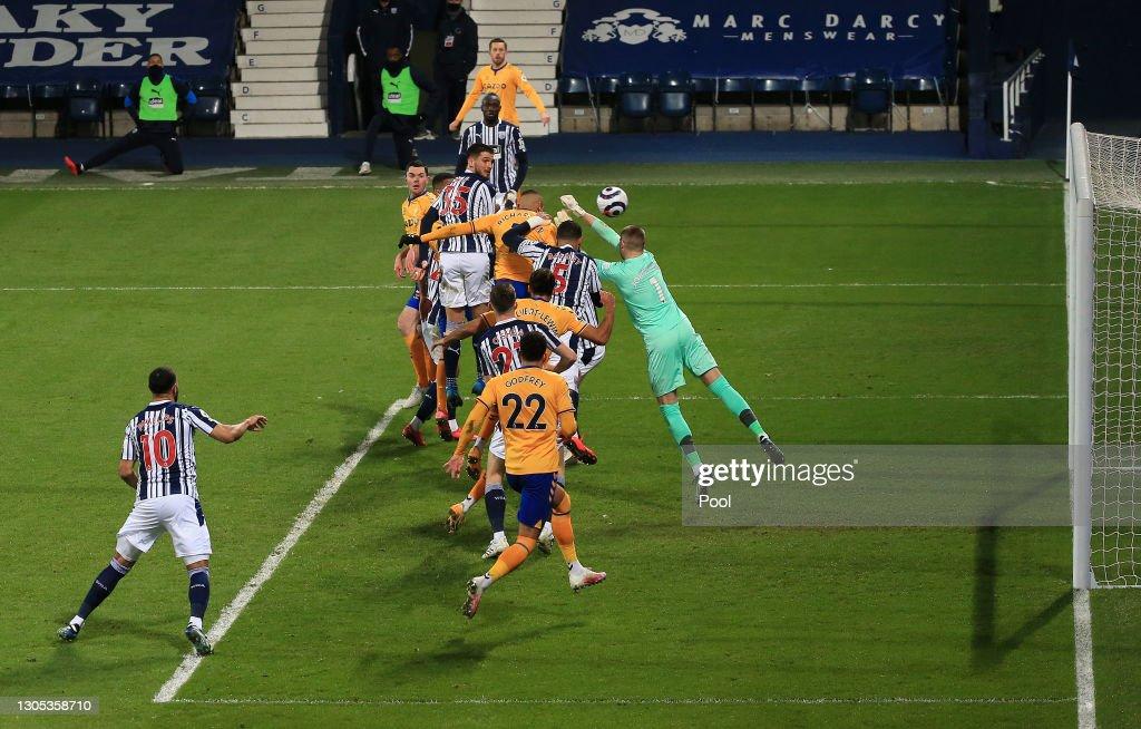 West Bromwich Albion v Everton - Premier League : News Photo