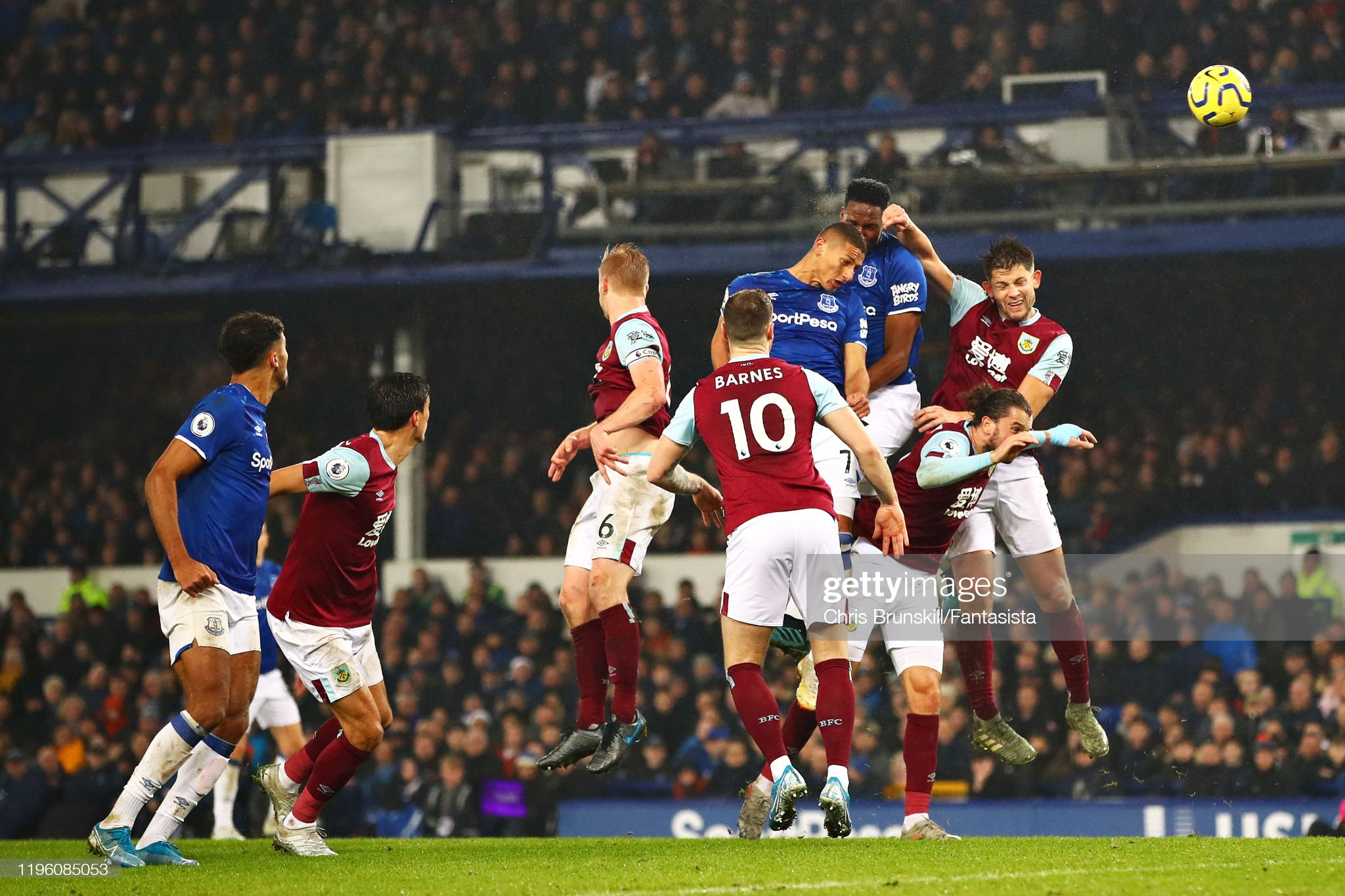 Burnley vs Everton Preview, prediction and odds