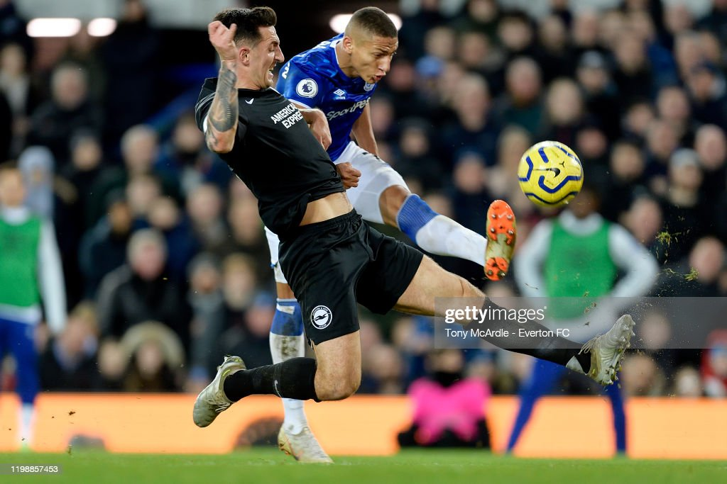 Everton FC v Brighton & Hove Albion - Premier League : News Photo