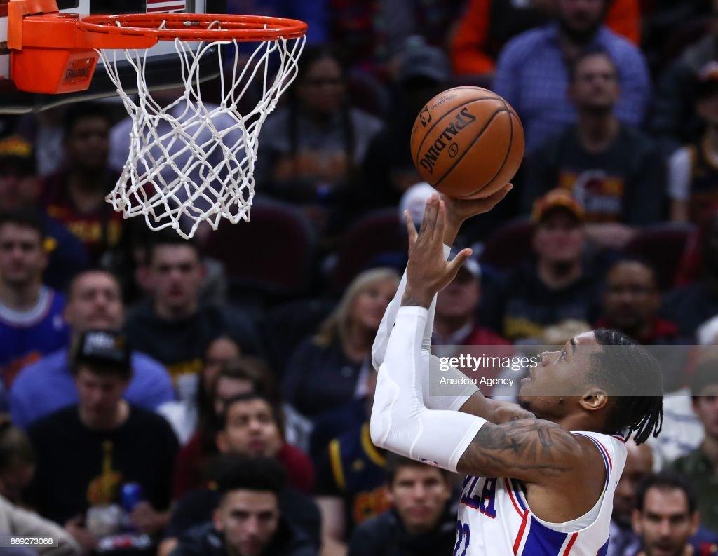 Cleveland Cavaliers vs Philadelphia 76ers: NBA : News Photo