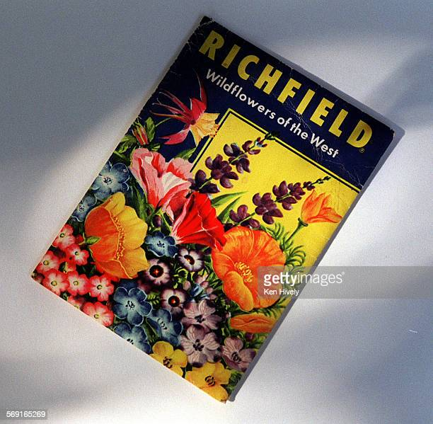 Richfield wildflower seed packet