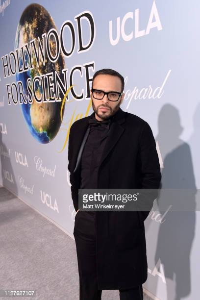 Richie Akiva attends the UCLA IoES honors Barbra Streisand and Gisele Bundchen at the 2019 Hollywood for Science Gala on February 21 2019 in Beverly...