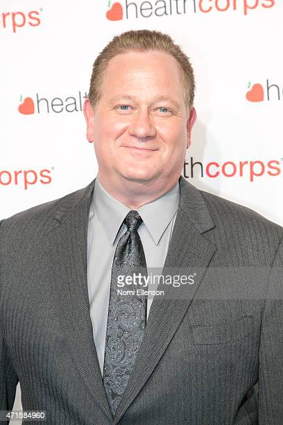 Richie Byrne attends the 9th Annual HealthCorps' Gala at Cipriani Wall Street on April 29 2015 in New York City