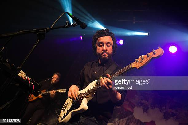 Richie Egan aka Jape performs at Vicar Street on December 12 2015 in Dublin Ireland