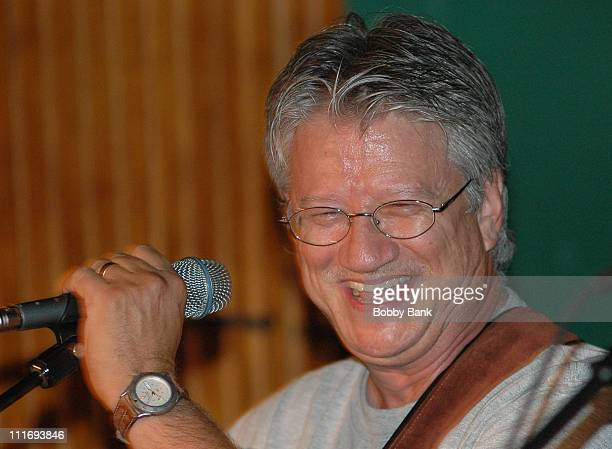 Richie Furay during Richie Furay of Poco and Buffalo Springfield Sings at the Turning Point Cafe July 29 2006 at Turning Point Cafe in Piermont New...