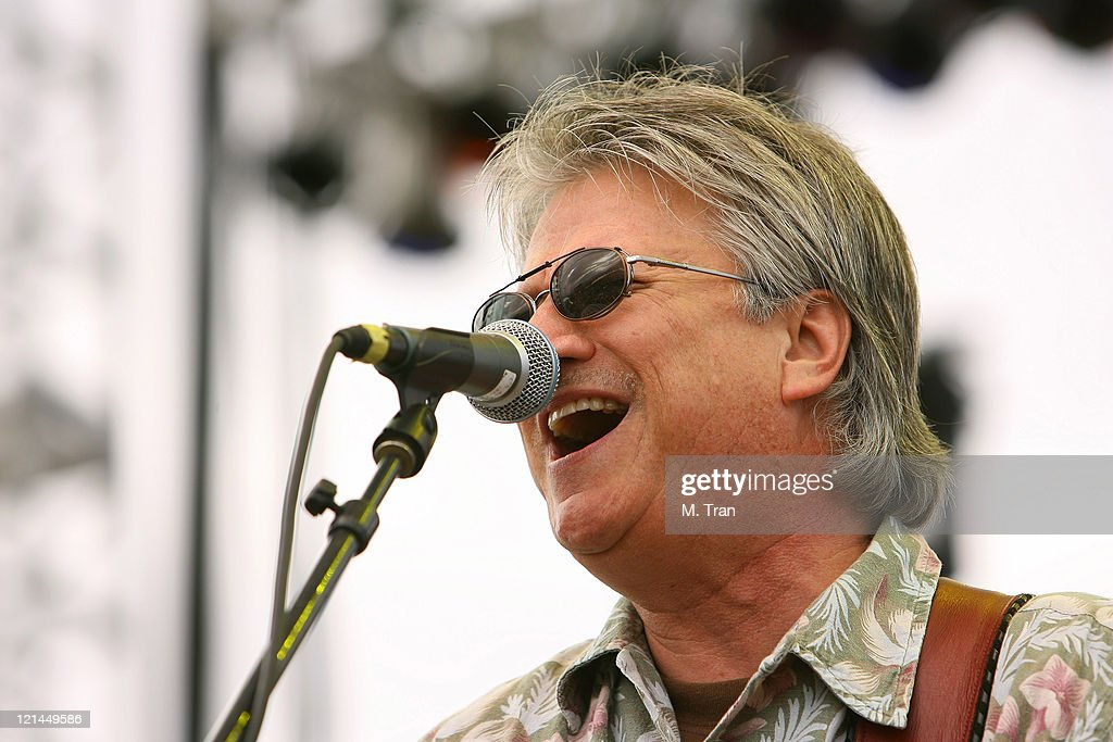 Richie Furay during The Inaugural Stagecoach Country Music Festival - Day 1 at Empire Polo Field in Indio, California, United States.