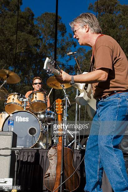 Richie Furay performs onstage at Hardly Strictly Bluegrass festival Golden Gate Park San Francisco California USA on 8th October 2006