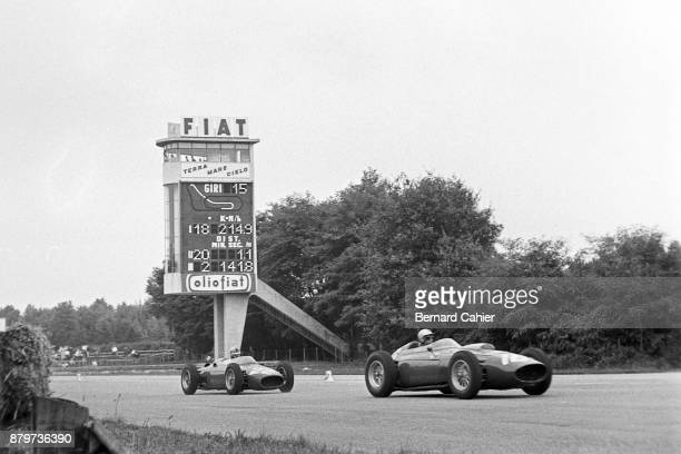 Richie Ginther Ferrari 246 Grand Prix of Italy Autodromo Nazionale Monza 04 September 1960