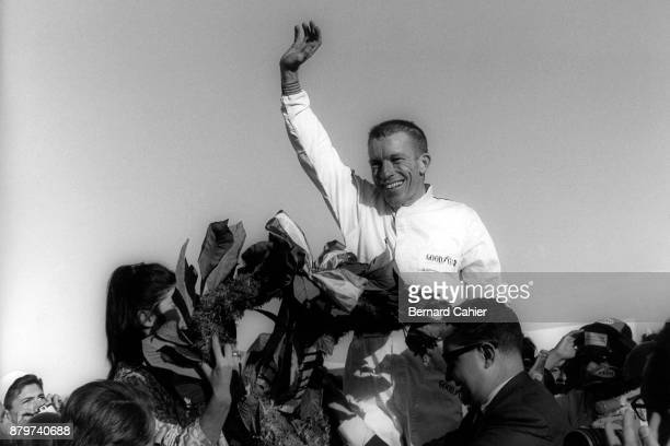 Richie Ginther, Grand Prix of Mexico, Autodromo Hermanos Rodriguez, Magdalena Mixhuca, 24 October 1965.
