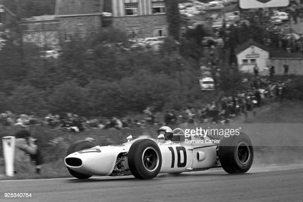 Richie Ginther Honda RA272 Grand Prix of Belgium Circuit de SpaFrancorchamps 13 June 1965