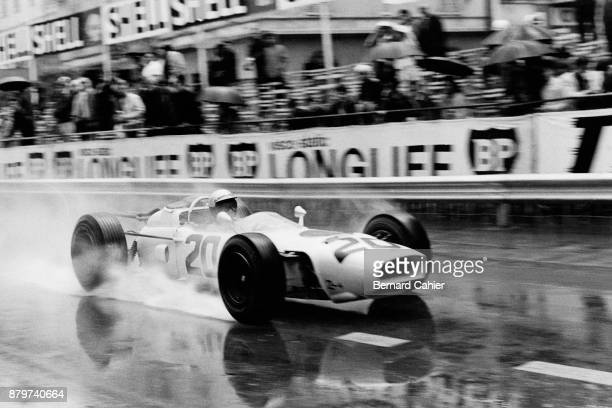 Richie Ginther Honda RA272 Grand Prix of Monaco Circuit de Monaco 30 May 1965