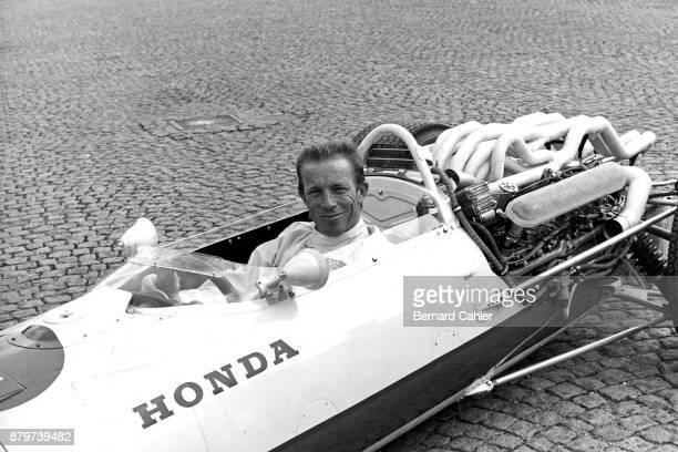 Richie Ginther Honda RA273 Grand Prix of Italy Autodromo Nazionale Monza 04 September 1966
