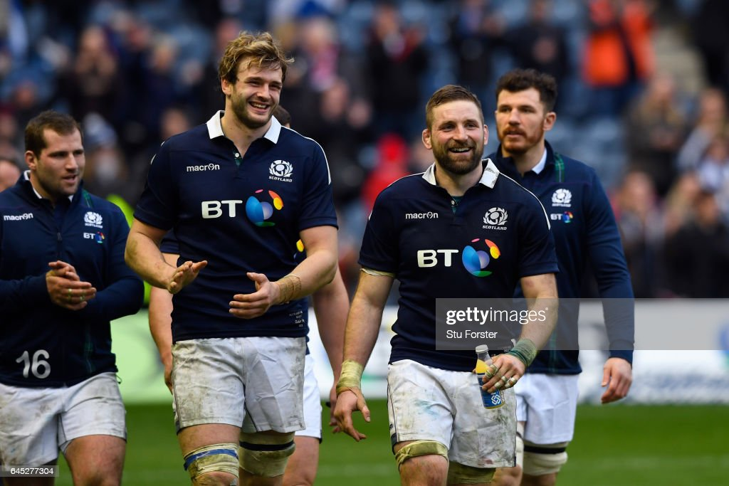 Scotland v Wales - RBS Six Nations : News Photo