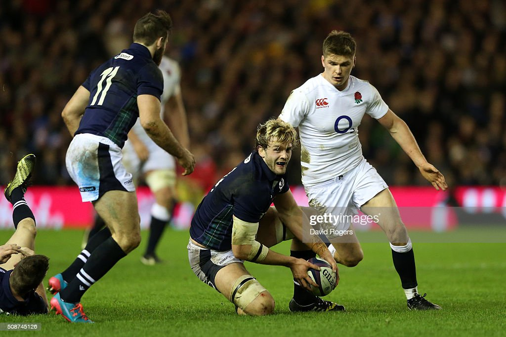 Scotland v England - RBS Six Nations