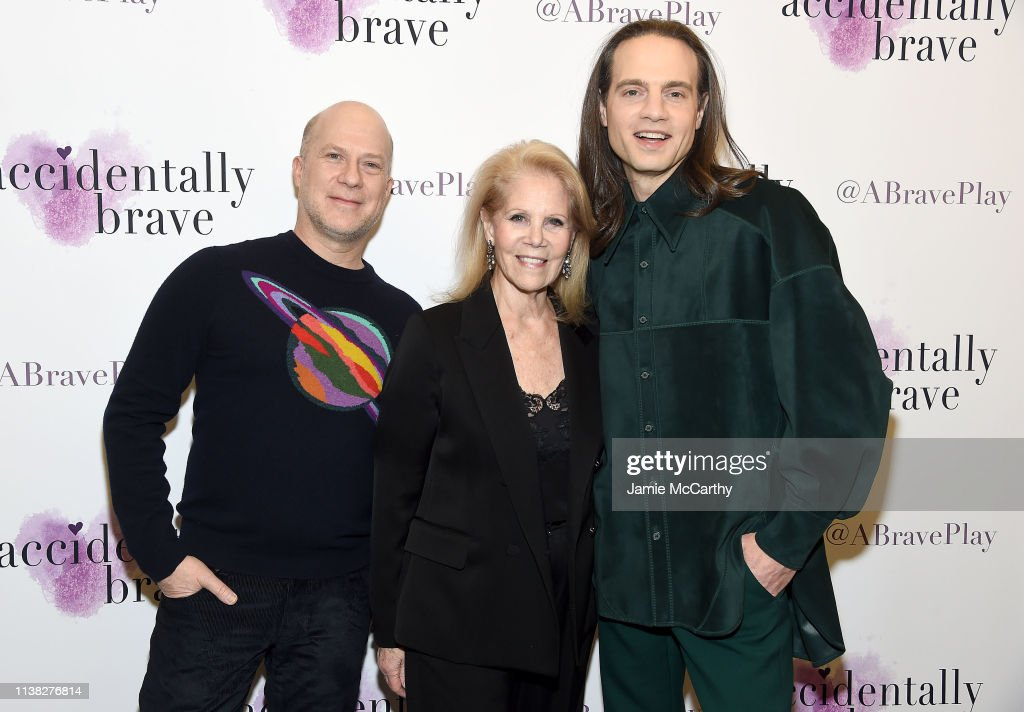 "NY: ""Accidentally Brave"" Opening Night"