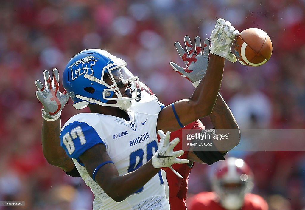 Middle Tennessee v Alabama