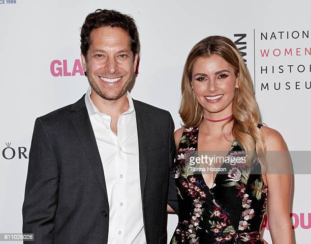 Richie Keen and Brianna Brown attend the 5th annual Women Making History Brunch at Montage Beverly Hills on September 17 2016 in Beverly Hills...