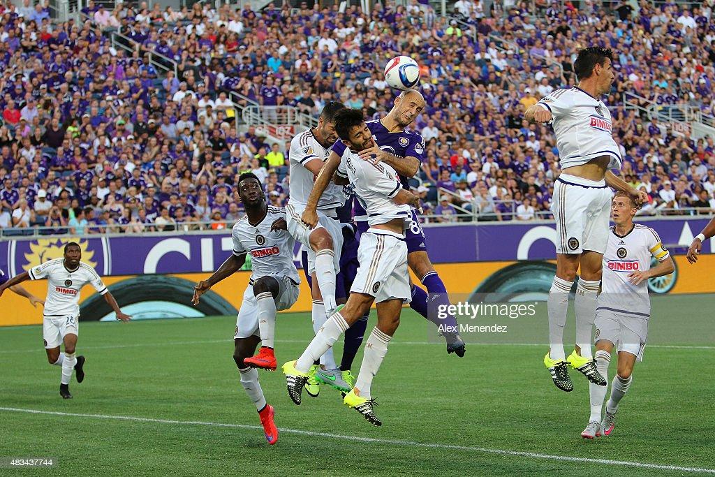 Philadelphia Union v Orlando City SC : News Photo