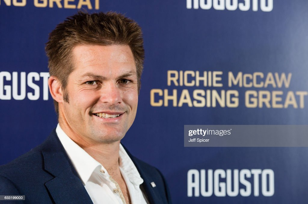 The Richie McCaw Story - Chasing Great Special Screening