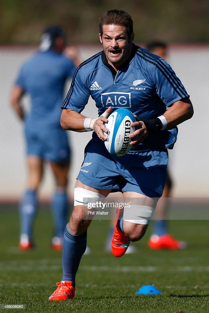 New Zealand All Blacks Training