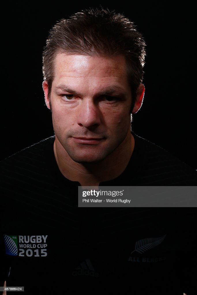 New Zealand Portraits - RWC 2015