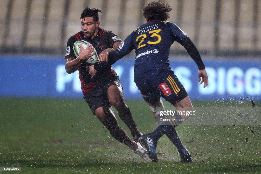 Super Rugby Quarter Final - Crusaders v Highlanders