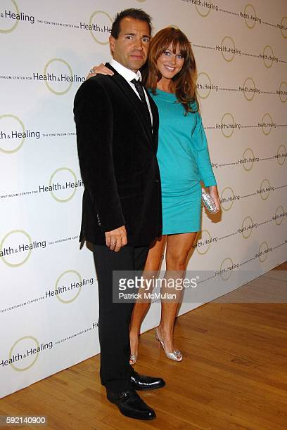 Richie Notar and Jane Notar attend 2005 Benefit for Continuum Center for Health and Healing at Metropolitan Pavilion on September 27 2005 in New York...