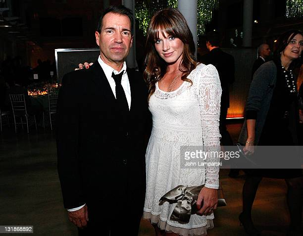 Richie Notar and Jane Notar attend the 3rd Annual Martha Stewart Center for Living at Mount Sinai Gala at Martha Stewart Living Omnimedia on November...