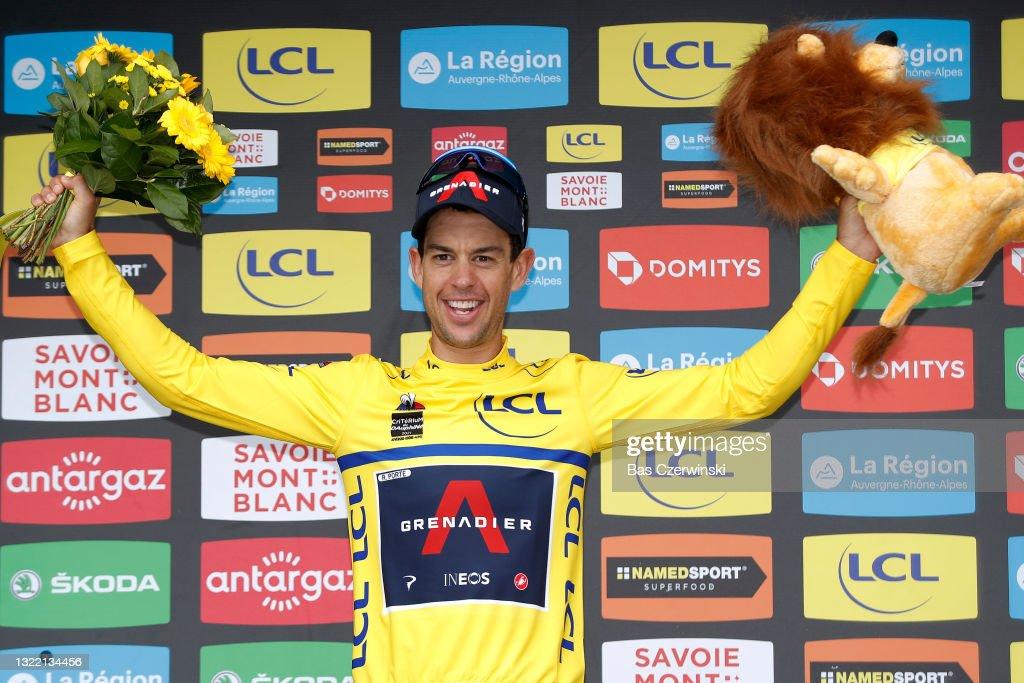 73rd Critérium du Dauphiné 2021 - Stage 8 : ニュース写真
