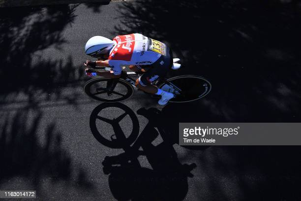 Richie Porte of Australia and Team Trek-Segafredo / Shadow / during the 106th Tour de France 2019 - Stage 13 a 27,2km Individual Time Trial Stage...