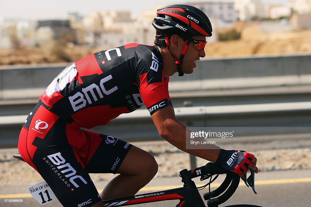 MUSCAT, OMAN - FEBRUARY 16 Richie Porte of Australia and the BMC Racing Team in action during stage one of the 2016 Tour of Oman, a 145km road stage from Oman Exhibition Centre to Al Bustan on February 16, 2016 in Al Bustan, Oman.
