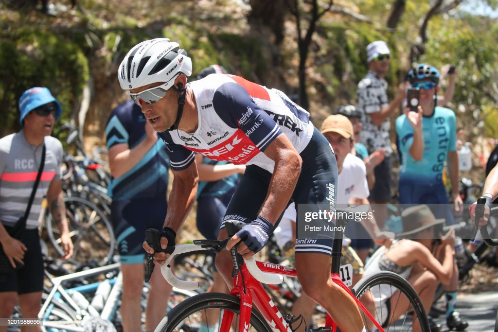 22nd Santos Tour Down Under - Stage 6. : ニュース写真