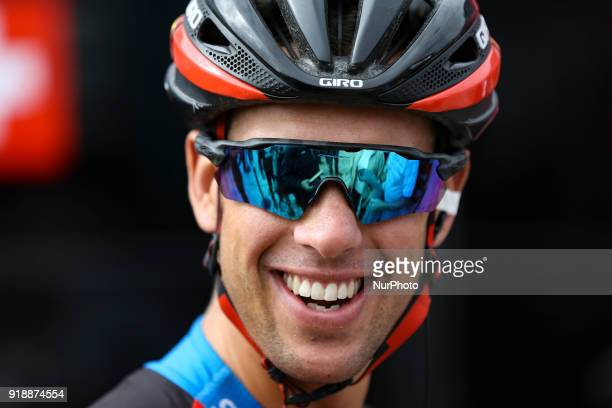 Richie Porte of BMC Racing Team before the 2nd stage of the cycling Tour of Algarve between Sagres and Alto do Foia on February 15 2018