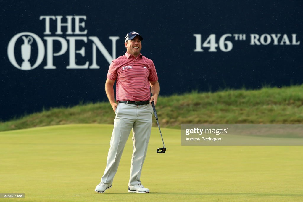 146th Open Championship - Day Three