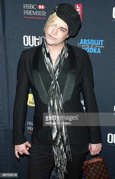 Richie Rich attends the 15th annual OUT100 Awards at Gotham Hall on November 14 2008 in New York City