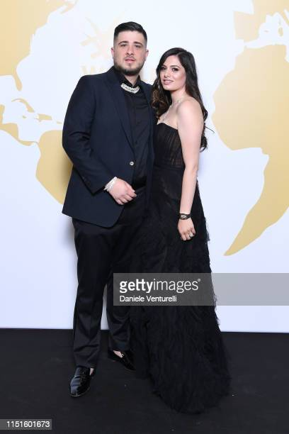 Richie Rich attends the Inaugural 'World Bloggers Awards' during the 72nd annual Cannes Film Festival on May 24 2019 in Cannes France The 'World...