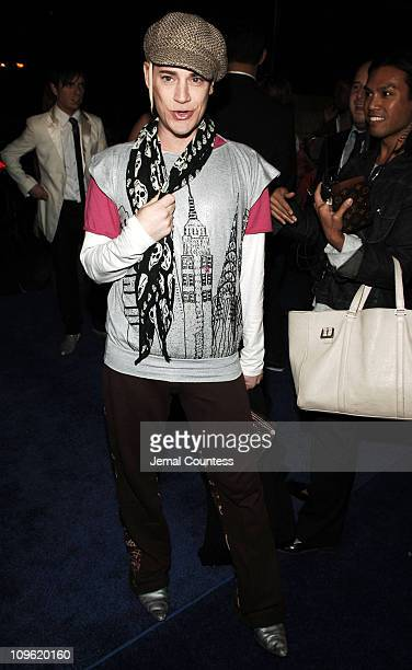 Richie Rich during Sprite Street Couture Showcase - Arrivals and Afterparty at Guastavino's in New York City, New York, United States.