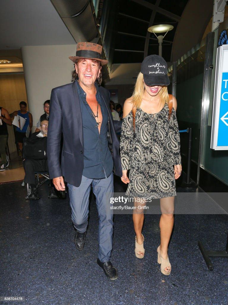 Celebrity Sightings In Los Angeles - August 24, 2017