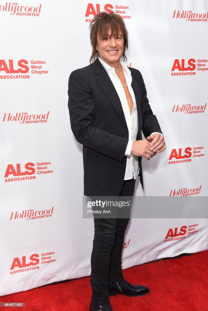 Richie Sambora attends ALS Golden West Chapter Hosts Champions For Care And A Cure at The Fairmont Miramar Hotel & Bungalows on December 2, 2017 in Santa Monica, California.