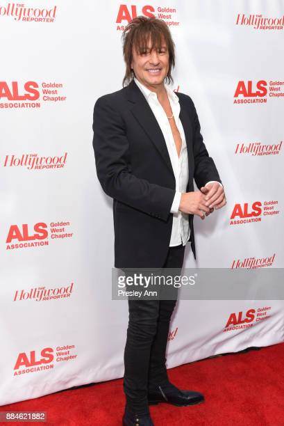 Richie Sambora attends ALS Golden West Chapter Hosts Champions For Care And A Cure at The Fairmont Miramar Hotel Bungalows on December 2 2017 in...