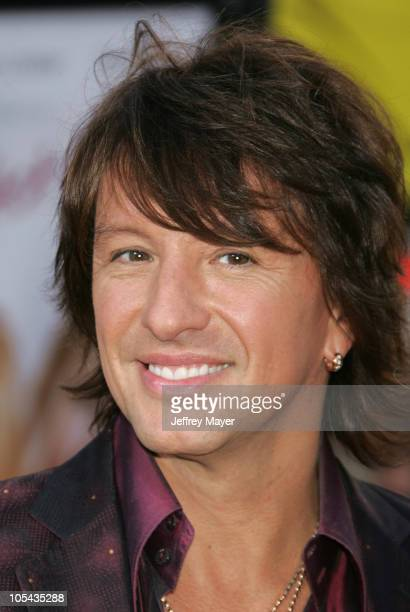 Richie Sambora during 'The Perfect Man' Los Angeles Premiere Arrivals at Universal Studios Cinema at City Walk in Universal City California United...