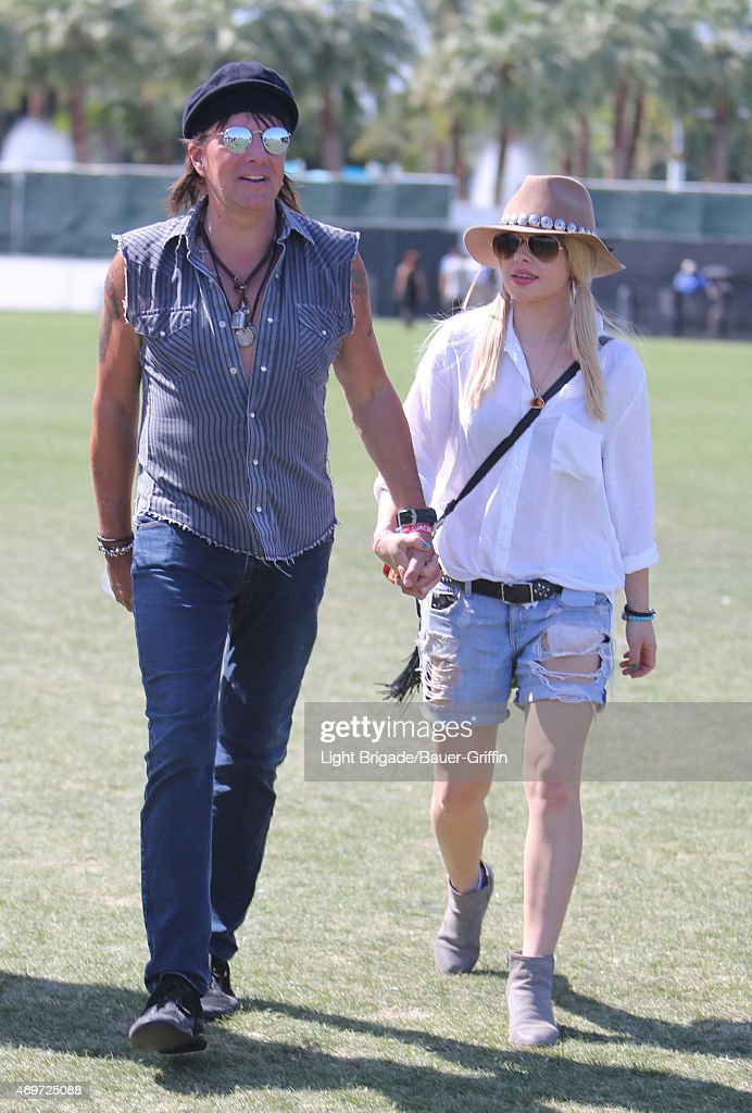 Richie Sambora is seen at Coachella Valley Music and Arts Festival at The Empire Polo Club on April 12, 2015 in Indio, California.