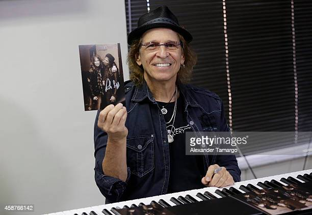 Richie Supa is seen at Recovery Unplugged on November 10, 2014 in Fort Lauderdale, Florida. Steven Tyler performed and spoke with clients of Recovery...