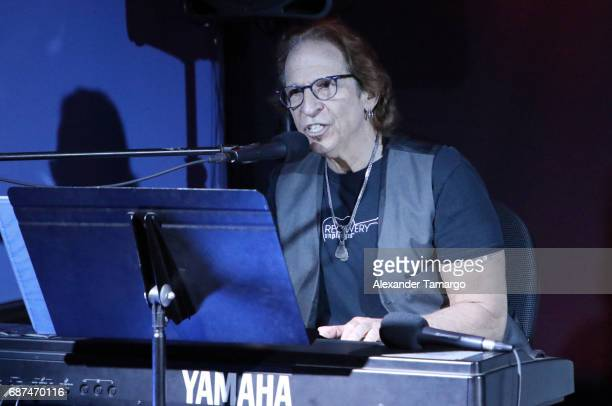Richie Supa performs at Recovery Unplugged Treatment Center on May 23, 2017 in Ft. Lauderdale, Florida.